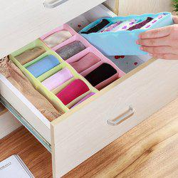 DIHE Candy Color Separated Underwear Boxes dans le tiroir 1PC -